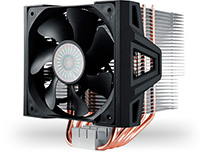 Cooler master heat sink
