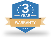 Broadberry 3-Year Warranty