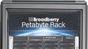 Petabyte Rack Storage