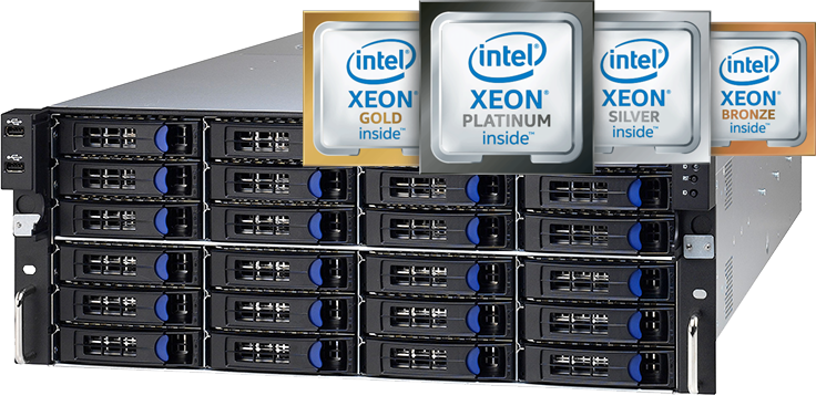 Tyan Server Powered by Intel Xeon Scalable Processors